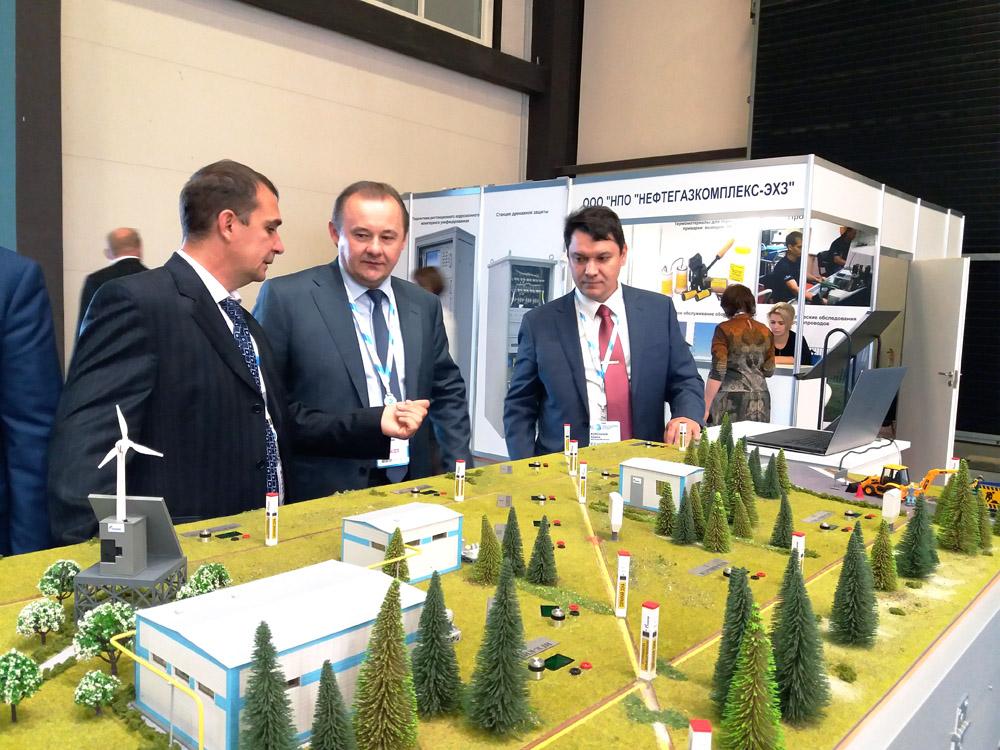 VI Петербургский международный газовый форум